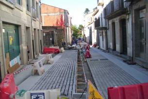 Calle San Antón Melide