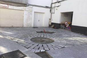 Plaza de Abastos de Melide