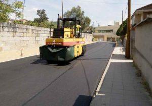 Obras mantenimiento carreteras CLMSL