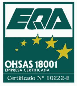 EQA OHSAS 18001